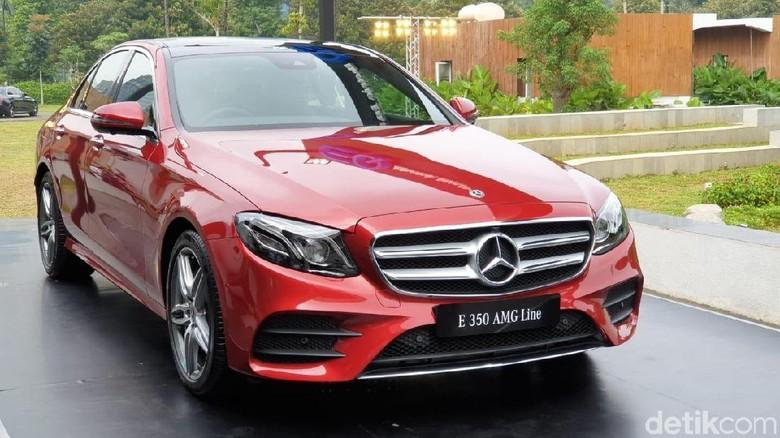 Mercedes-Benz Foto: Luthfi Anshori
