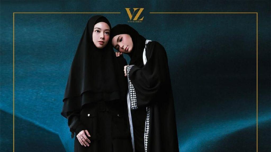Gandeng Lindswell Kwok, Vivi Zubedi Kumpulkan 1.000 Mukena untuk Indonesia