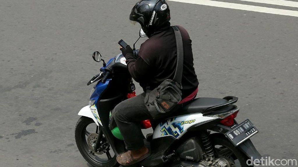 Pakai GPS Boleh Kok, Ini Cara biar Tak Ditilang Pak Polisi