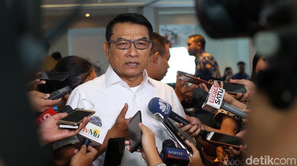 LRT Palembang Dituding Sepi, Ini Pembelaan Moeldoko