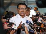 Jokowi Dilaporkan, Moeldoko Singgung Tak Cerdasnya Tim Prabowo