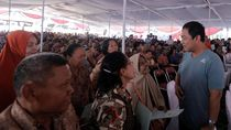 Bagikan 2.130 Sertifikat Tanah, Walkot Semarang: Bahagia Mboten?