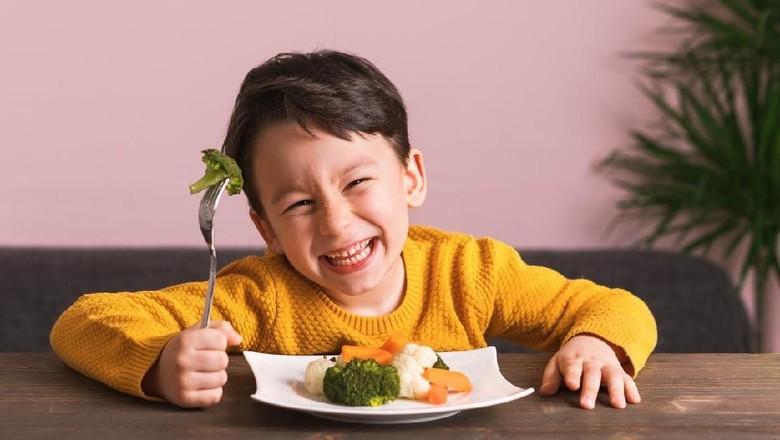 5 Tips agar Berat Badan Anak Ideal/Foto: Istock