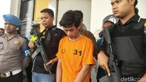 Ditahan Polisi, Adi Saputra Pembanting Motor Belum Dijenguk Keluarga