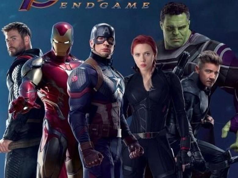 Gokil! Ada Bioskop Tayangkan Avengers: Endgame Sejak Subuh