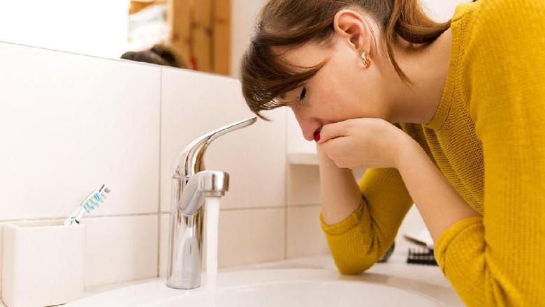 Tips Atasi Mual Berlebih Ketika Hamil Muda/Foto: iStock