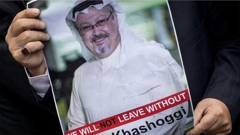 Jasad Khashoggi Diduga Dibakar di Oven Raksasa di Rumah Konjen Saudi