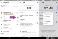 Opera untuk Android Kini Punya Fitur VPN