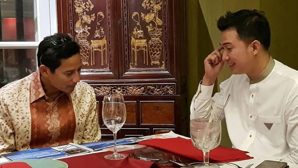 Mengintip Momen Kuliner Mandala Shoji Bareng Ulama hingga Tokoh Politik