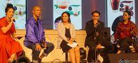 Karena Cinta Kopi, Dipha Barus, Marcell dan Andien Berkolaborasi di 'Music Drip'