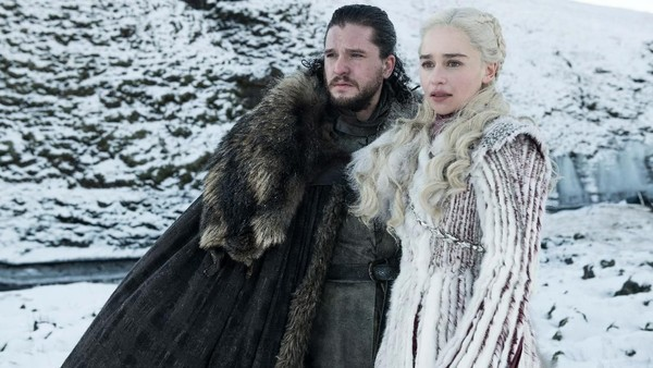 George RR Martin Kenang Momen Pertama Tulis Novel Game of Thrones