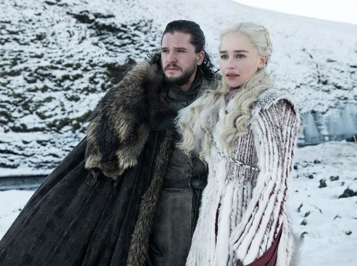 Serial Game of Thrones season 8 tayang perdana hari ini. Foto: Dok. HBO