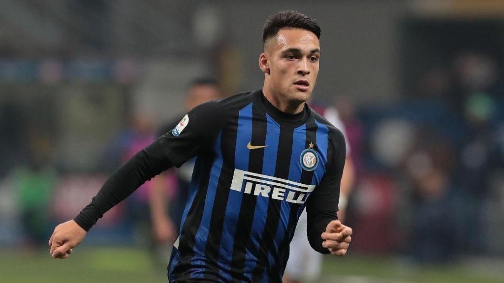 Lautaro Diminati Barcelona, Inter: Dia Bahagia di Sini