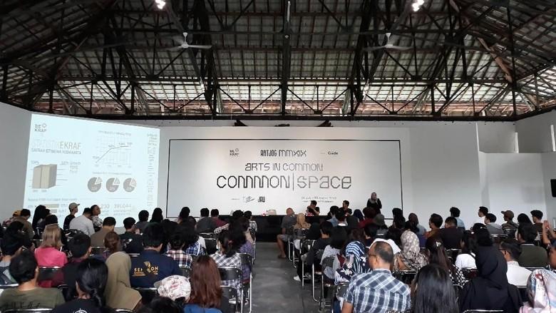 Usung Tema Besar Arts in Common, ARTJOG 2019 Ingin Semakin Membumi