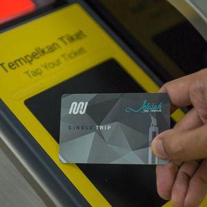 Tok! Tarif MRT Jakarta Rp 8.500 Lebak Bulus-HI