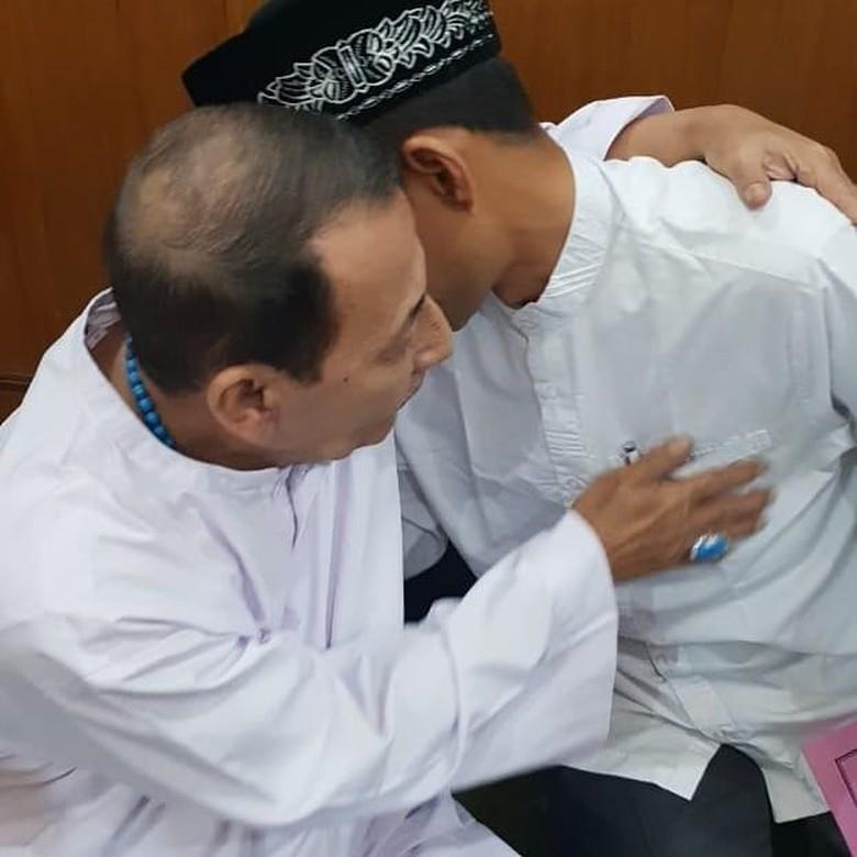Momen Ustaz Abdul Somad Sambangi Habib Luthfi dan Baiat Tarekat