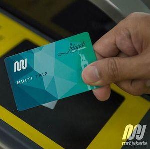 Tarif MRT Jakarta Ditetapkan Pekan Depan