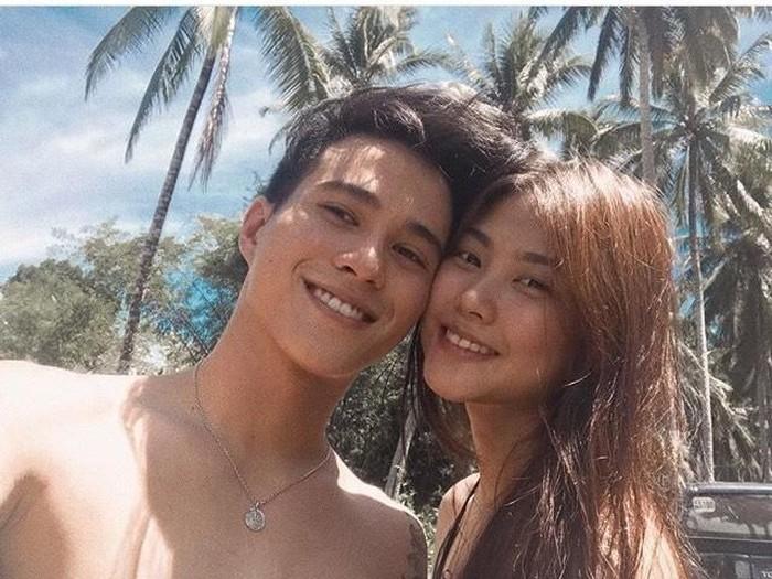 Janica Nam Floresca dan pacarnya Franco Hernandez. Foto: Dok. Instagram @janicanam
