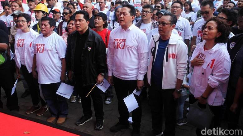 Alumni IKJ Dukung Jokowi-Maruf Amin