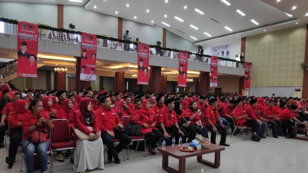 Suara Jokowi-Maruf Amin di Bogor Kecil, PDIP: Masih Perlu Berjuang