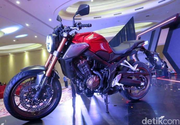 Tampang Neo Sport Cafe CB650R