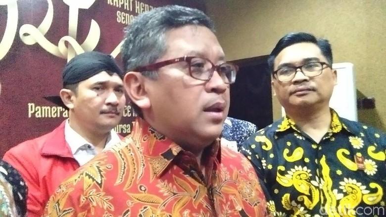 Ahok Masuk PDIP, Hasto: Siapa Pun Boleh Bergabung