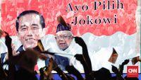 Alumni IKJ, Trisakti, dan Jaringan Mesir Dukung Jokowi