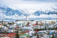 Kota Reykjavik, ibukota negara Islandia yang tidak ada nyamuk di sana (iStock)