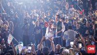 TKN Berharap Dukungan Alumni Dongkrak Elektabilitas Jokowi