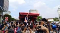 Naik Bandros, Marquez Konvoi di Bandung