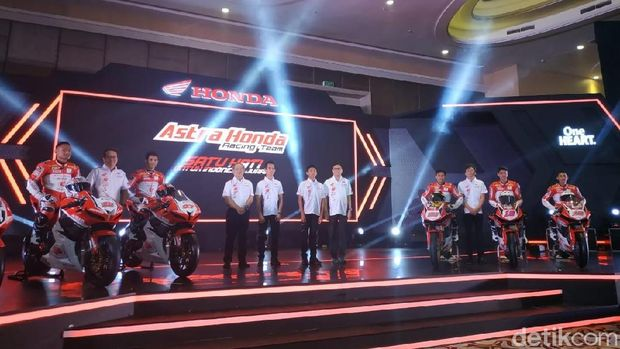 Team Balap Astra Honda Motor Racing Team