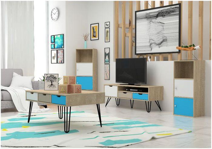 Furnitur Ini Buat Ruang Tamu Terkesan Modern Yuk Simak