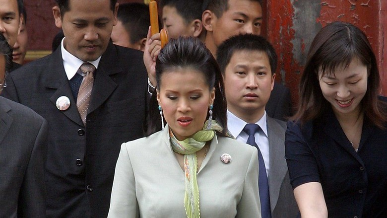 Raja Thailand: Pencalonan Putri Ubolratana sebagai PM Tidak Pantas