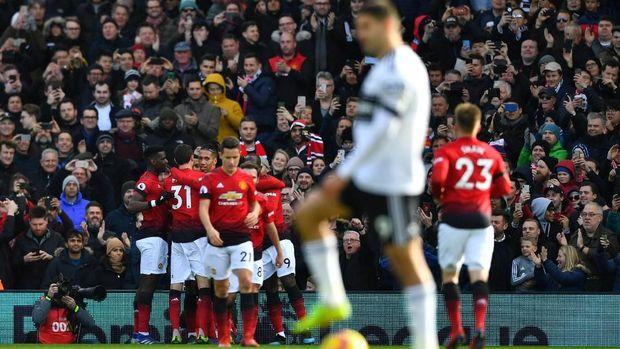 Penampilan Man United sedang impresif.