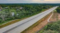 Tembus Bukit Barisan, Tol Pertama Bengkulu Ditarget Rampung 2022