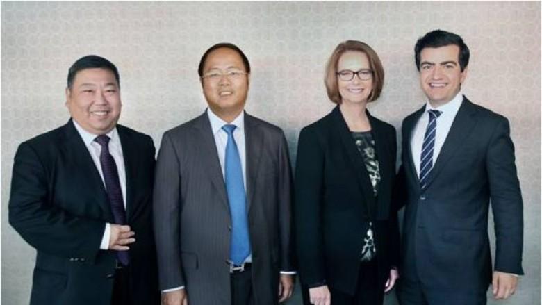 Gagal Jadi WN, Miliarder China Minta Parpol Australia Kembalikan Donasi