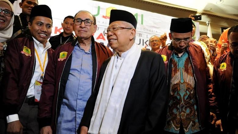 Ulama Indonesia Alumni Mesir Dukung Jokowi-Maruf