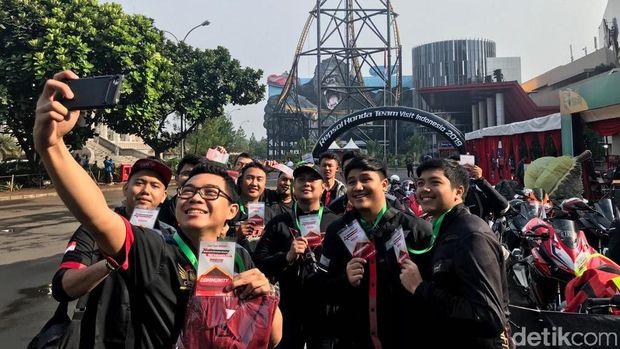 Komunitas Honda CBR 250RR Owners Indonesia