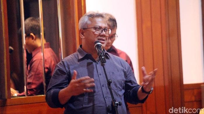 Arief Budiman (Foto: Lamhot Aritonang)