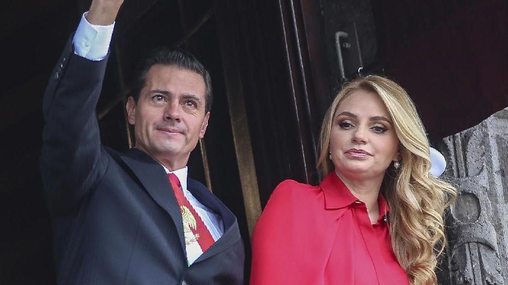 Eks Presiden Meksiko Digugat Cerai Istri Artisnya 2 Bulan Usai Tak Menjabat