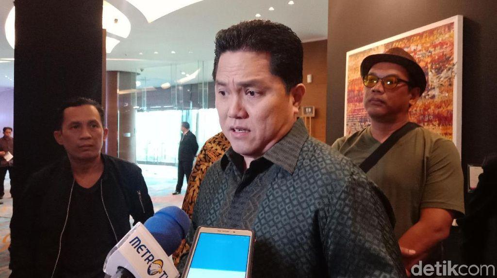 Melihat Lagi Pembelaan Erick Thohir ke Ahok soal Tuduhan Korupsi