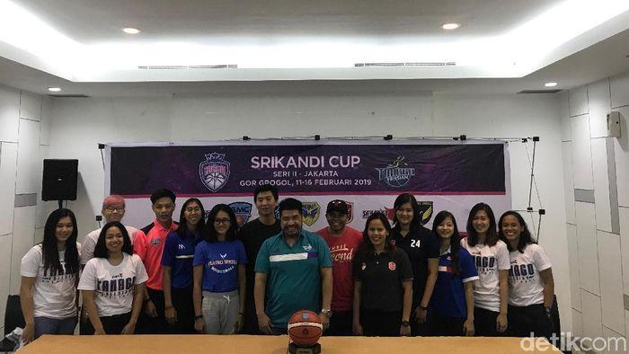 Srikandi Cup 2019 seri kedua dihelat 11-16 Februari  (Resha Pratama/detikSport)