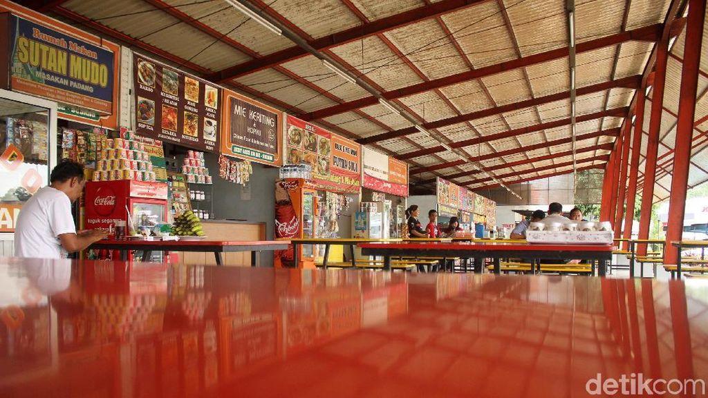 Rest Area di Tol Dianggap Belum Bersahabat Buat Pemudik