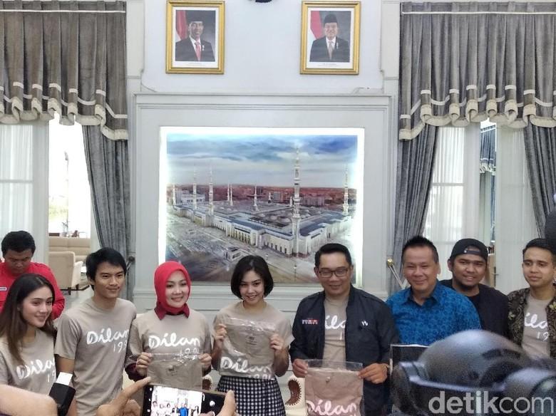 Ridwan Kamil Ajak Sineas Ramai-ramai Bikin Film di Bandung