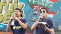 Rahasia Bugar di Balik Kocaknya Duo MC Vincent dan Desta