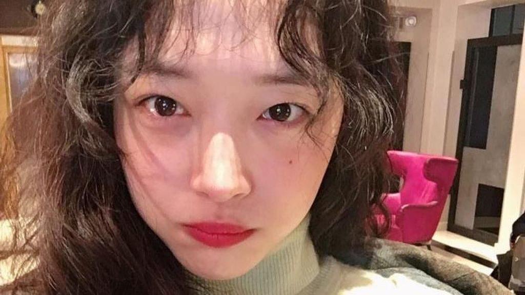 Niatnya Ikuti Gaya Artis Korea, Rambut Wanita Ini Malah Mirip Sapu