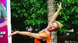 Geluti Pole Dancing, Vicky Burky Bagikan Tips Berakrobat di Tiang