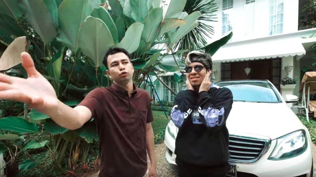Melongok Mercy Rp 3,2 Miliar yang Dijual Raffi ke Atta Halilintar