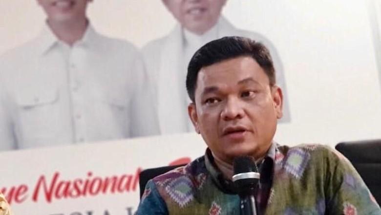 Jokowi-Zulkifli Bahas Koalisi? TKN: Tidak Sejauh Itu