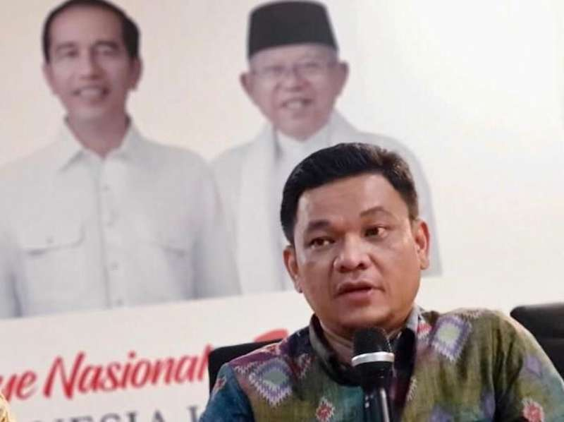 TKN Jokowi Nilai Pidato Kebangsaan Prabowo Klise dan Tanpa Solusi